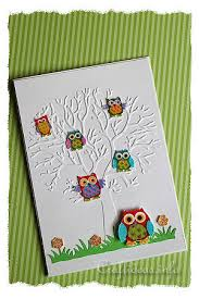 craft a birthday or greeting card lonely tree