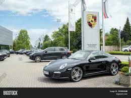 Porsche Zentrum Baden Baden Baden Baden Germany May 29 2016 Image U0026 Photo Bigstock