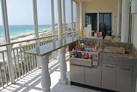 Outdoor Kitchen Cabinets Plans by Beautiful Electric Grill On Balcony Regards To Danver Outdoor