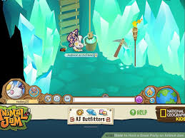 How To Decorate Your Den How To Host A Great Party On Animal Jam 7 Steps With Pictures