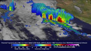 Bay Of Bengal Map Bay Of Bengal Precipitation Measurement Missions