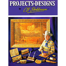 al stohlman projects u0026 designs book 61937 00 by tandy leather