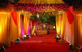 wedding dynamic wedding stage decorations 3