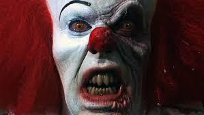 happy birthday creepy clown scary creepy clown hysteria highlights fissures within legit