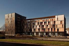 bureau logement habitat collectif immeuble de 42 logements vialenc aurillac