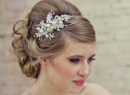 modele de coiffure pour mariage coiffures mariées avec headbands les meilleurs modèles