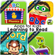 8 apps for kids learning to read that are actually free