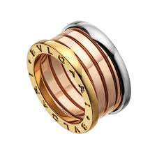 bvlgari rings images B zero1 ring in white rose and yellow gold bulgari the jpg