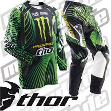 monster motocross jersey monster energy dirt bike gear riding bike