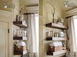 Hanging Bathroom Shelves Bathroom Shelves In Shower Simple Blue Bathroom Shelves In