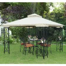 outdoor gazebo canopy replacement sunjoy gazebo gazebos walmart