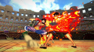 one piece one piece burning blood review