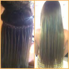 extensions for hair 50 in hot fusion micro link hair extensions 175