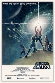 Guardians Of The Galaxy Memes - star wars inspired guardians of the galaxy fan poster by matt