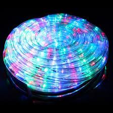 20m multi function led rope light