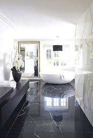 Black Slate Bathrooms 33 Black Slate Bathroom Floor Tiles Ideas And Pictures At Birdcages