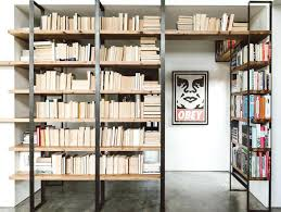 Rustic Room Dividers by Full Height Room Dividers Bookshelves As Contemporary Open Large