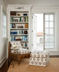 Built In Bookshelves With Window Seat Corner Bookshelf Home Office Contemporary Interesting Ideas With