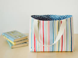 how to make a tote bag easy sew ideas for a custom bag hgtv