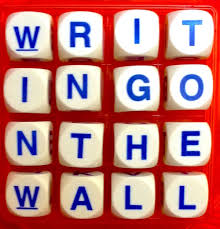 allusionist 6 the writing on the wall u2014 the allusionist