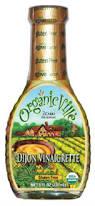 dijon organic vinaigrette organicville foods