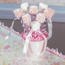princess baby shower decorations princess baby shower marshmallow pops my practical baby shower guide