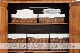 home organizing challenge week 10 linen closet a bowl full of
