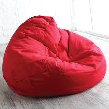 gold medal fashion xl twill teardrop bean bag chair hayneedle