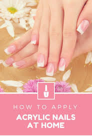 how to apply acrylic nails at home hubpages