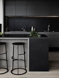white kitchen cupboards black bench 40 black kitchen ideas black kitchen sink black kitchen