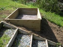 Raised Beds For Gardening How To Build Raised Garden Beds On A Slope Home Outdoor Decoration