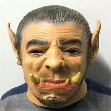Warcraft Halloween Costume Aliexpress Buy Warcraft Ogrim Masks Gul U0027dan