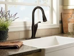 moen lindley kitchen faucet new moen mediterranean bronze high arc faucet mediterranean moen