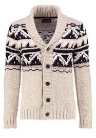 Where Can I Buy Home Decor Men Jumpers U0026 Cardigans Esprit Cardigan Brown Grey Esprit De