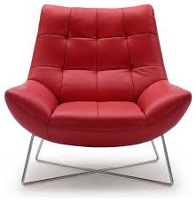 Contemporary Chairs Living Room Armchairs Accent Chairs Wave One White Lounge Chair Modern And