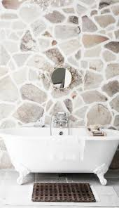 bloc de pierre pour mur les 25 meilleures idées de la catégorie murs en pierre fausse sur