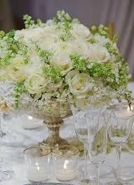 white centerpieces centerpieces for white wedding reception prestonbailey