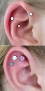 ear piercing studs ear piercing earrings studs best earring 2017