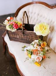Tufted Vintage Sofa Beautiful Bouquets On A Tufted Vintage Sofa Bouquets By Janie