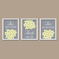 yellow and gray bathroom ideas exquisite ideas yellow and grey wall decor shining yellow gray