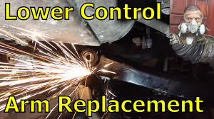 2010 ford escape lower control arm replacement youtube
