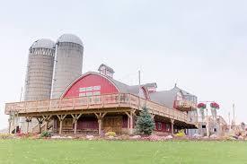 Dome Barn The Barn On Stoney Hill Venue Cornell Wi Weddingwire