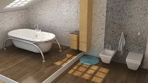 Old Becomes New With Coconut And Teak Tiles Made From by Sustainable Flooring Home Improvement