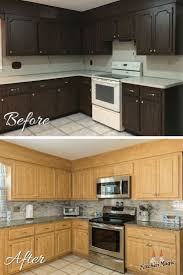 is it cheaper to replace or reface kitchen cabinets this kitchen s cabinets were refaced with countertops and