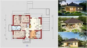 graceful design of a ground floor family home plan flo iii
