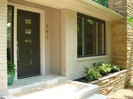 nice mid century modern exterior doors contemporary mid century