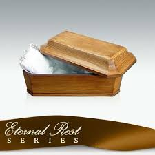 cat caskets eternal rest pet casket cat dog or other pet