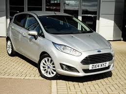 used ford fiesta titanium x manual cars for sale motors co uk