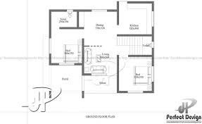 modern home plan 10 lakhs cost estimated modern home plan everyone will like