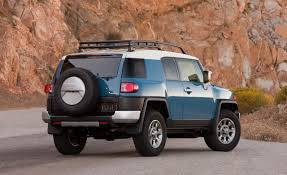 the 2014 toyota fj cruiser a tough goodbye uncategorized